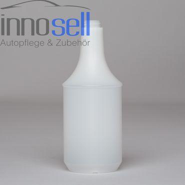 20 x Sprühflasche Keulenflasche Flasche 1 Liter, 70 g - kein Zusammenziehen
