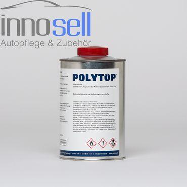Polytop Flecken-Ex Fleckenentferner Fleckenwasser Fleckentferner - 1 L – Bild 2