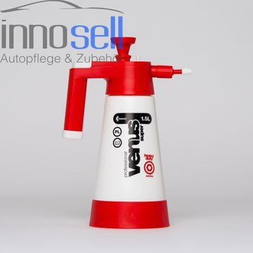 Kwazar Drucksprüher Sprayer Sprüher Venus HD ACID, für agressivere Medien -  1,5 L – Bild 1