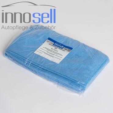 Aqua Clean Microfasertuch BIG exzellentes Poliertuch fusselfr 60 x 50 cm  10 St. – Bild 1