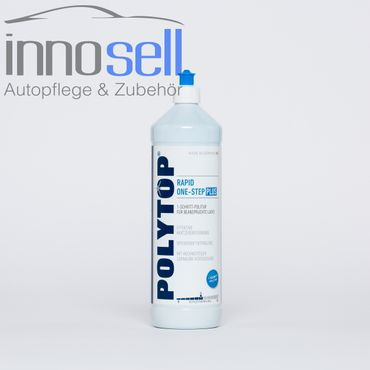 Polytop Rapid One-Step PLUS Politur Polish Schnellpolitur Ein-Schritt-Politur 1L
