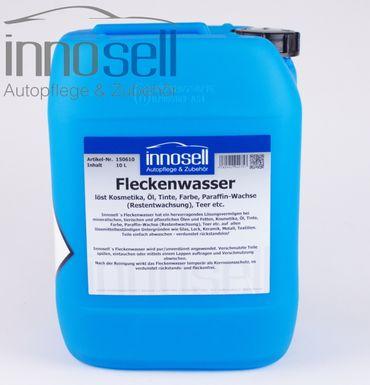 Innosell Fleckenwasser Flecken-Ex Fleckenentferner Fleckentferner - 10 L – Bild 1