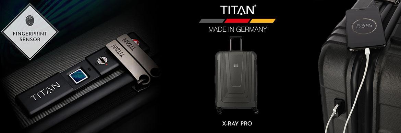 koffer,trolley,titan x-ray pro
