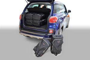Auto Reisetaschen Kofferraumtasche für Ihren Fiat
