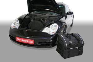 Auto Reisetaschen Kofferraumtasche für Ihren Porsche