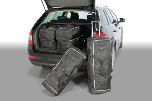Auto Reisetaschen Kofferraumtasche für Ihren Skoda