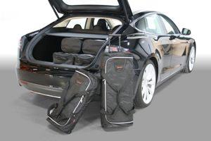 Auto Reisetaschen Kofferraumtasche für Ihren Tesla