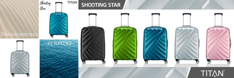 Titan Shooting Star in neuer Farbe