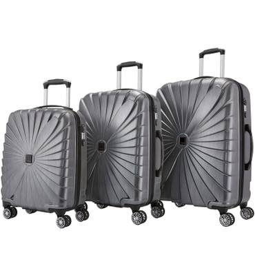 TITAN - TRIPORT Hartschalen Trolley Set  – Bild 1