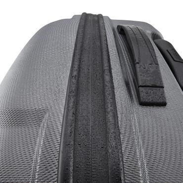 TITAN X2 Gun Metal Shark-Skin -S- Hartschalen Trolley – Bild 5