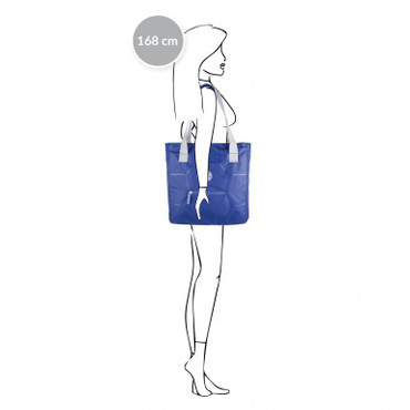 SUITSUIT Caretta -  Dazzling Blue Shopper – Bild 4