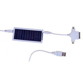 """""""GRUNDIG"""" Solar Ladegerät (1200 mAh)"""