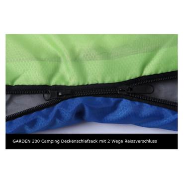 Fundango Garden 200 - Deckenschlafsack  – Bild 4