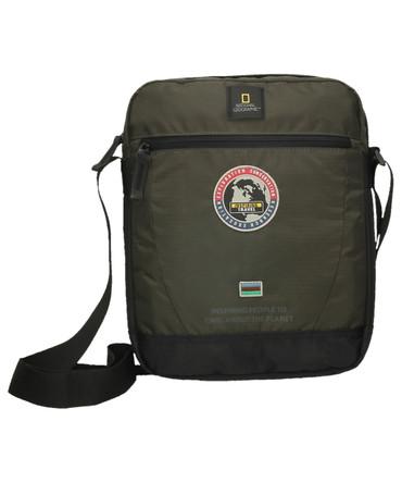 "National Geographic Crossover Tasche ""Explorer"" Khaki"