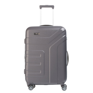 Travelite VECTOR Anthrazit 70cm Hartschalen-Trolley  – Bild 4
