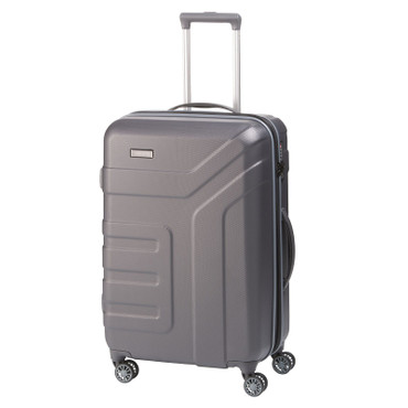 Travelite VECTOR Anthrazit 70cm Hartschalen-Trolley