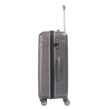 Travelite VECTOR Anthrazit 70cm Hartschalen-Trolley  – Bild 5