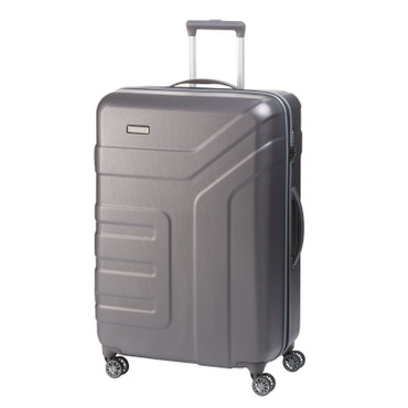 Travelite VECTOR Anthrazit 77cm Hartschalen-Trolley  – Bild 1