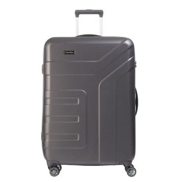 Travelite VECTOR Anthrazit 77cm Hartschalen-Trolley  – Bild 4