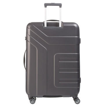 Travelite VECTOR Anthrazit 77cm Hartschalen-Trolley  – Bild 2