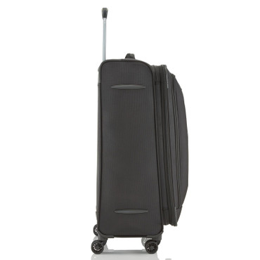 Travelite CROSSLITE Schwarz 3 tlg. Trolley Set – Bild 6