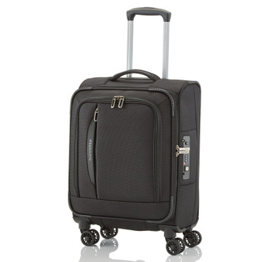 Travelite CROSSLITE Schwarz 3 tlg. Trolley Set – Bild 3