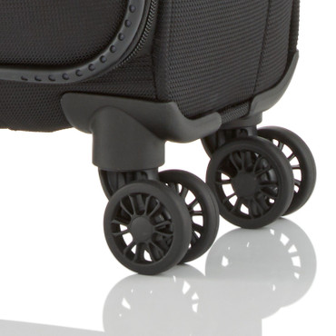 Travelite CROSSLITE Schwarz 3 tlg. Trolley Set – Bild 11