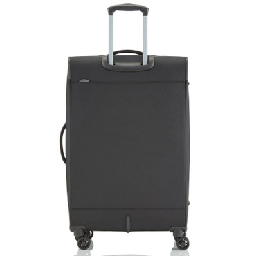 Travelite CROSSLITE Schwarz 3 tlg. Trolley Set – Bild 5