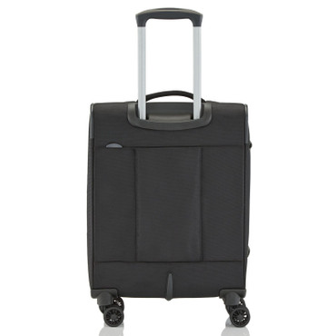 Travelite CROSSLITE Schwarz 3 tlg. Trolley Set – Bild 8