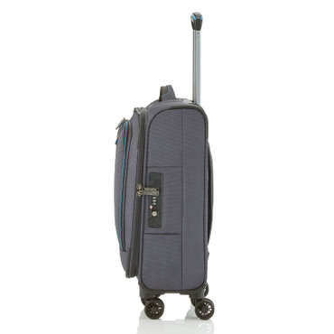 Travelite CROSSLITE Anthrazit 3 tlg. Trolley Set – Bild 8