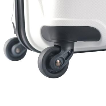 CARRYon PORTER 2.0 Weiß 76cm Hartschalen Trolley – Bild 5