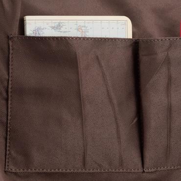 PACKENGER IVAR Messenger Bag Umhängetasche Vintage-Braun Ledertasche – Bild 5