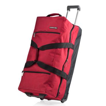 CARRYon DAILY XL Doppel Rollenreisetasche Rot TSA – Bild 1