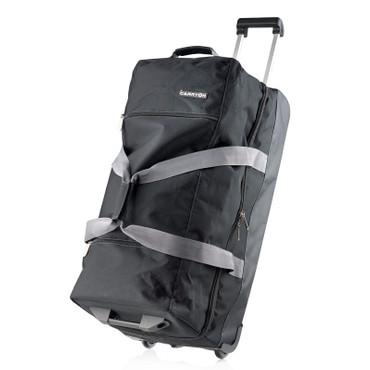 CARRYon DAILY XL Doppel Rollenreisetasche Schwarz TSA – Bild 1