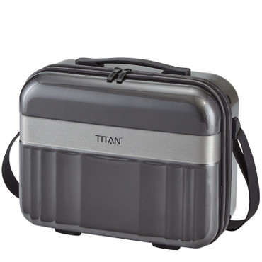 TITAN SPOTLIGHT FLASH Beautycase Anthracite – Bild 1