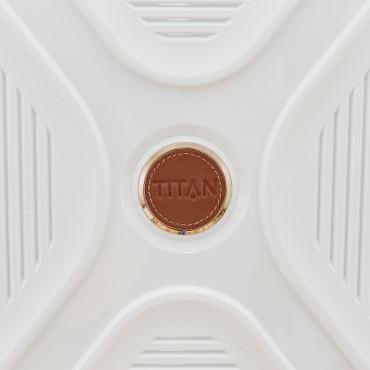 TITAN PARADOXX Weiß 4w 77cm Trolley – Bild 11