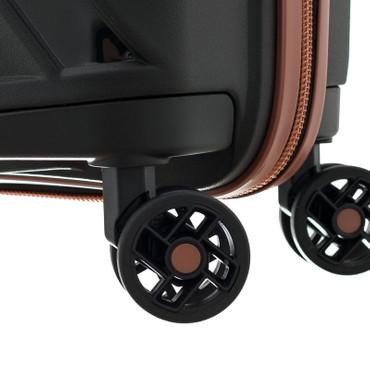TITAN PARADOXX Schwarz 4w 55cm Bordtrolley – Bild 12