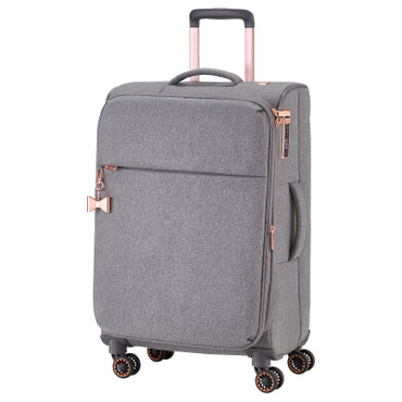 TITAN BARBARA 67cm Trolley Grey – Bild 1