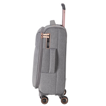 TITAN BARBARA 55cm Trolley Grey – Bild 5