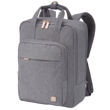 BARBARA backpack, grey – Bild 1