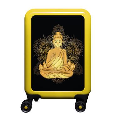 meinTrolley Handgepäck Buddha