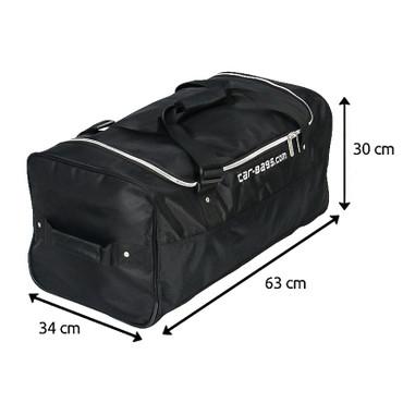 Car-Bags Dachbox Taschenset 4-Teilig – Bild 3