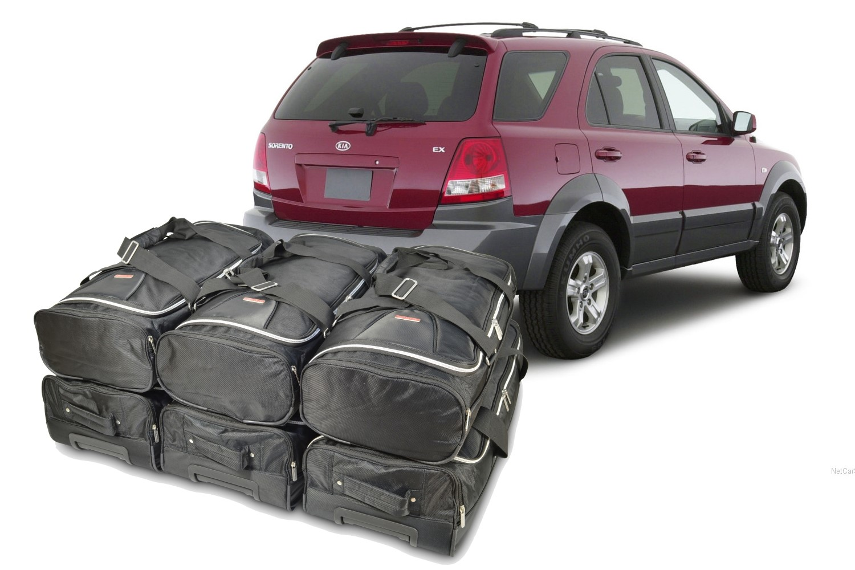 CAR-BAGS Reisetaschen Kia Sorento I (JC-BL) 2002-2009