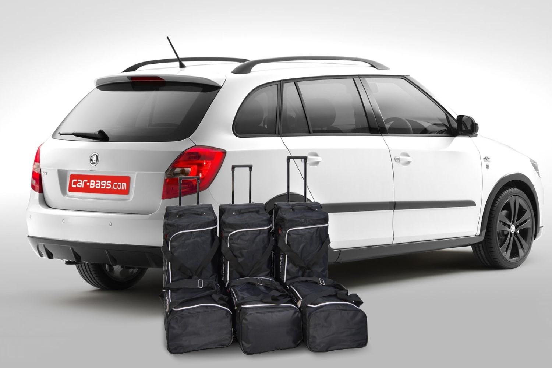 CAR-BAGS Reisetaschen Skoda Fabia II combi (5J) 2007-2014