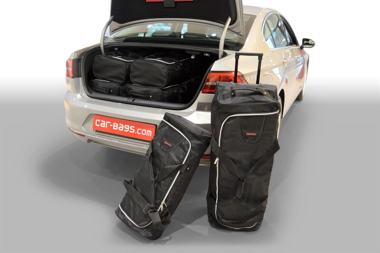 CAR-BAGS Reisetaschen Volkswagen Passat GTE (B8) 2015-heute 4-Türer
