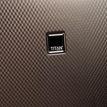 TITAN XENON DELUXE Business Wheeler 55cm Braun – Bild 4