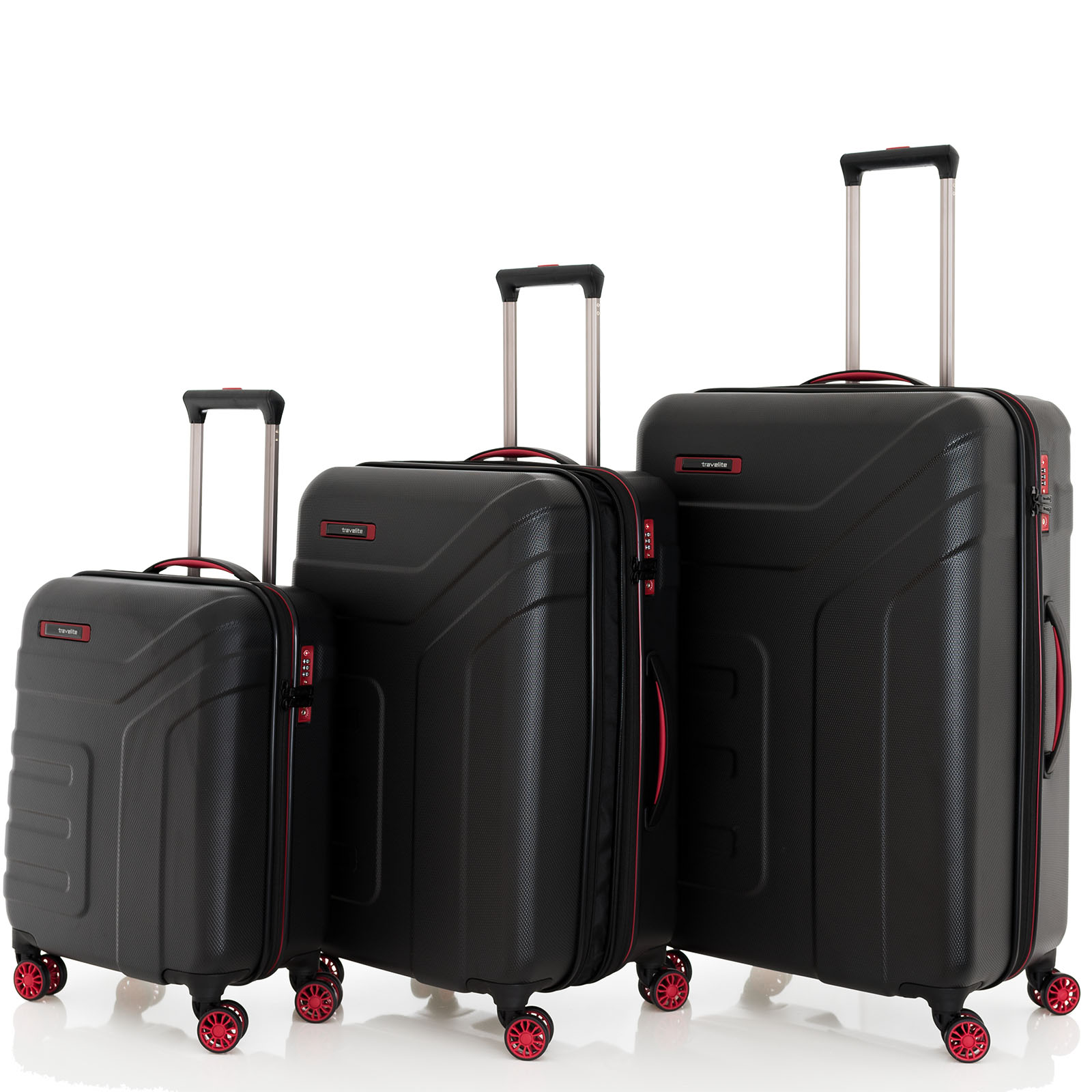 travelite-vector-schwarz-3-tlg-4w-trolley-set