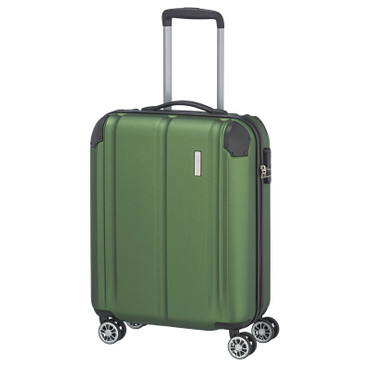 travelite CITY Grün 3 tlg. 4w Trolley Set    – Bild 4