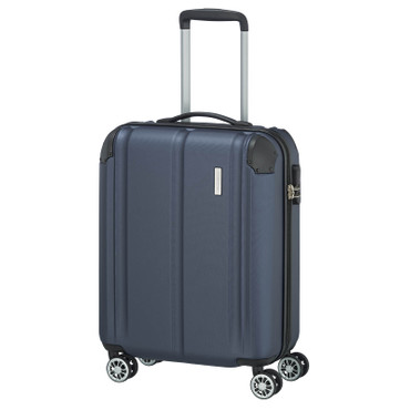 travelite CITY 4w Marine 55cm Trolley – Bild 1
