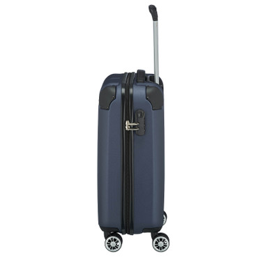travelite CITY 4w Marine 55cm Trolley – Bild 5